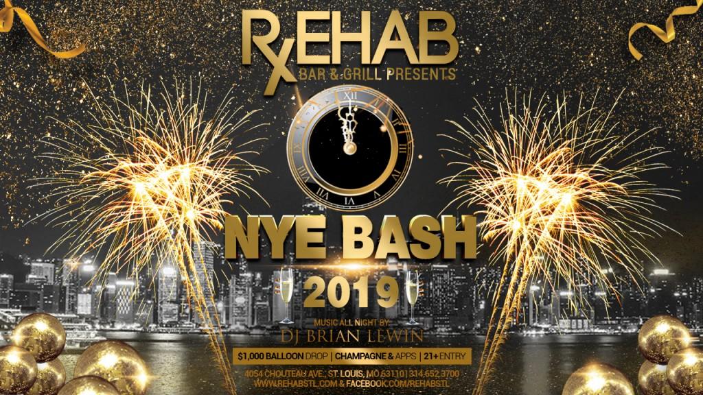 Rehab NYE 2019 TV