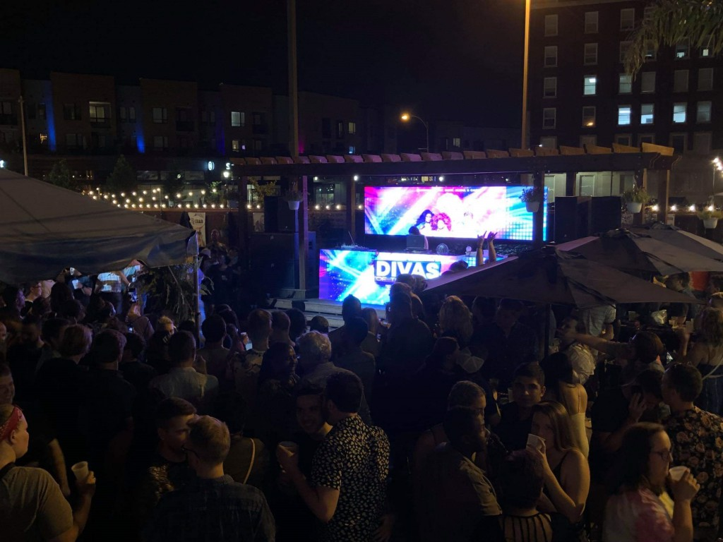 Pride 2019 Patio III
