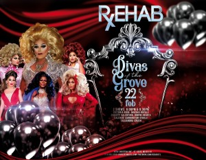 Divas Mardi Gras Show