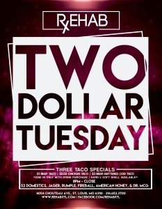 Two Dollar Tuesday